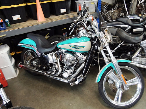2005 Harley Davidson FXSTDI Softail Deuce