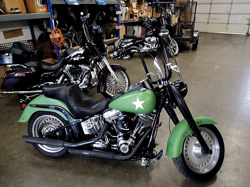 2007 Harley Davidson FLSTF Fatboy Softail