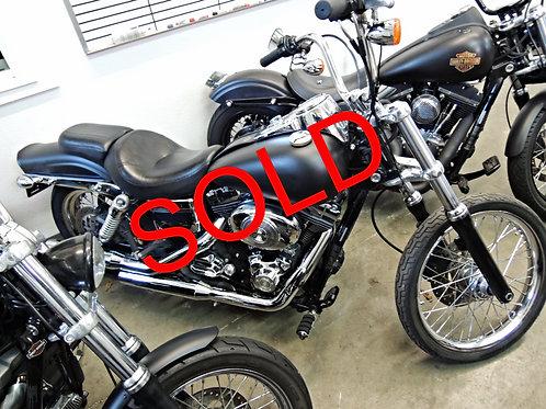 2006 Harley Davidson FXDWGI Dyna Wide Glide