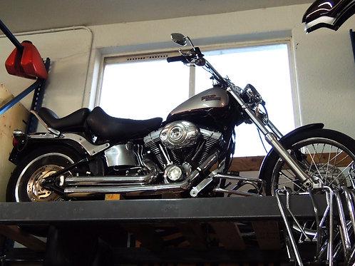 2007 Harley Davidson FXSTC Softail Custom