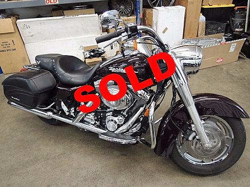 2005 Harley Davidson FLHRSI Road King Custom