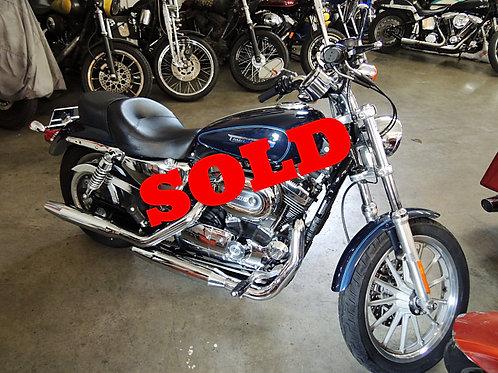 2009 Harley Davidson XL1200 Sportster