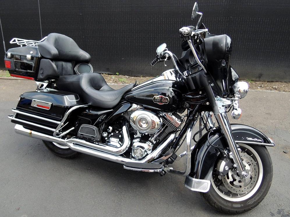 2008 Harley Davidson FLHTCUI Ultra Classic