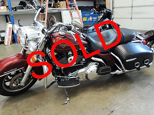 2008 Harley Davidson FLHR Road King