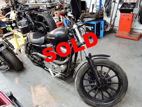 2007 Harley Davidson XL1200 Sportster