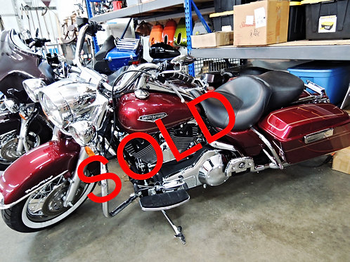 2005 Harley Davidson FLHRCI Road King Clsc.