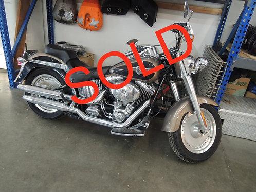 2004 Harley Davidson FLSTF Fatboy Softail