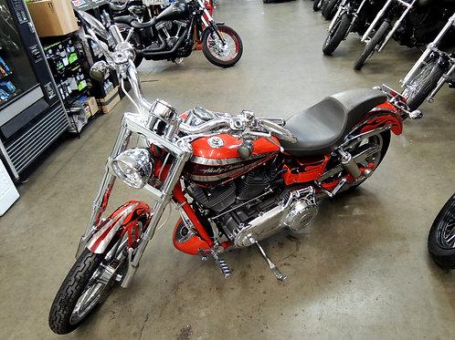 2008 Harley Davidson FXDSE2 CVO Dyna Superglide