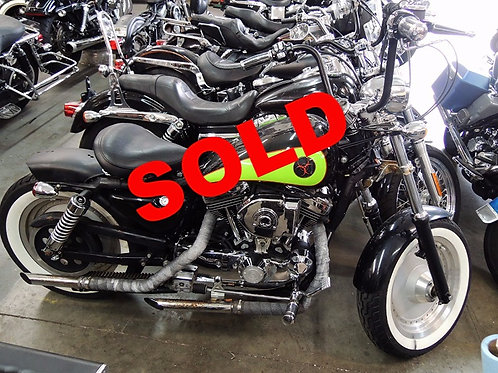 1997 Harley Davidson XL1200 Sportster Bobber