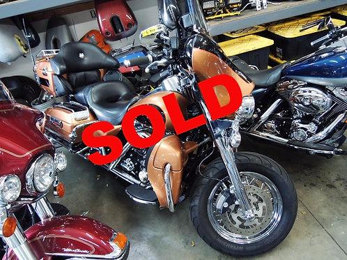 "2008 Harley Davidson FLHTCU Ultra Classic 103"""