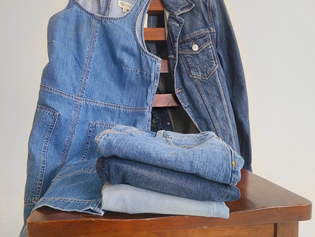 The hunt for the perfect jeans