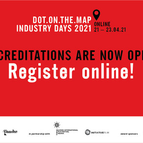 2nd Dot on the Map Industry Days: Register for an Accreditation!