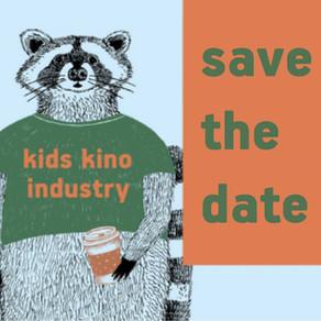 Kids Kino Industry free Inspirational Webinars