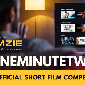 Open Call: #OneMinuteTwist Short Film Competition by RAINDANCE