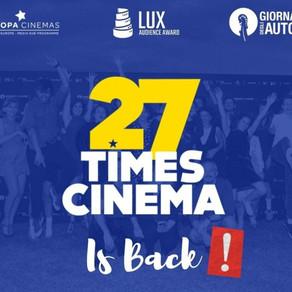 Open Call: 27 Times Cinema!