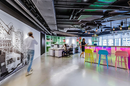 atelier C+ HK4As_interior design office hk