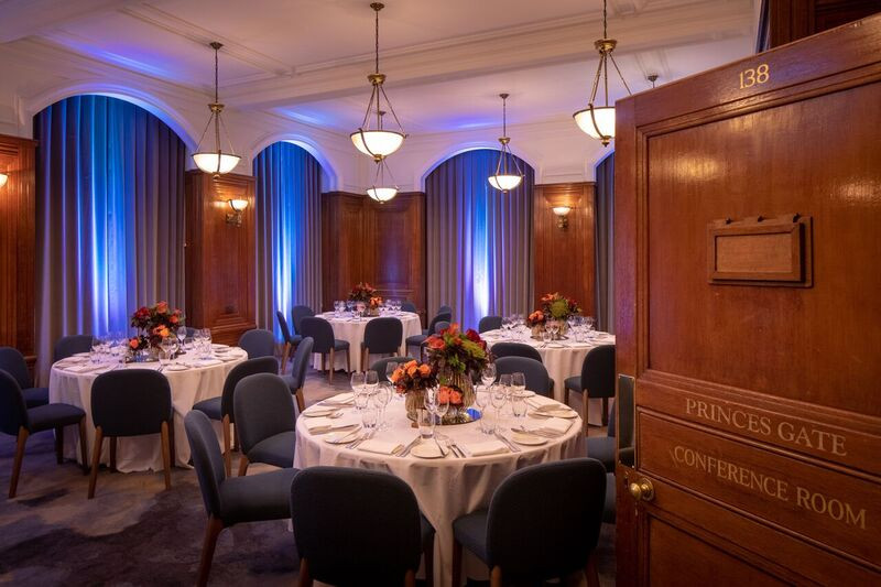 The Heritage Rooms 30 Euston Square, Private Dining London