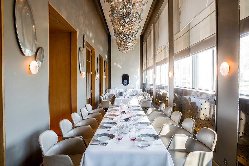Private Dining at The Dorchester Alain Ducasse