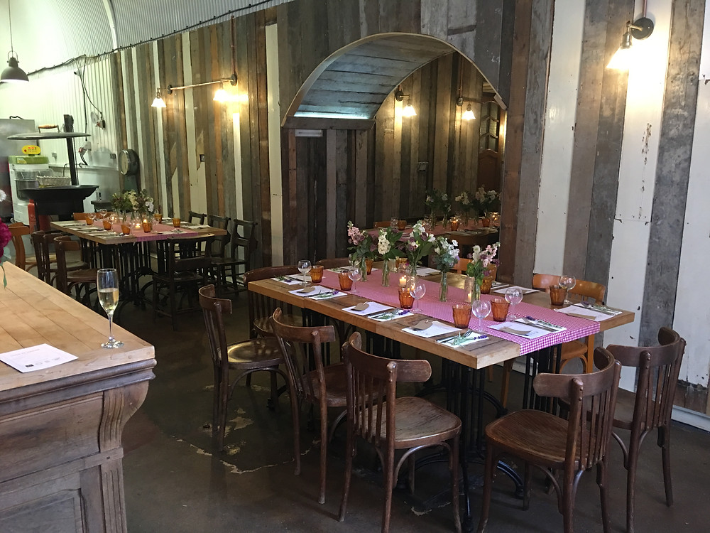 Comptoir Gourmand Private Dining in London, Bermondsey/London Bridge