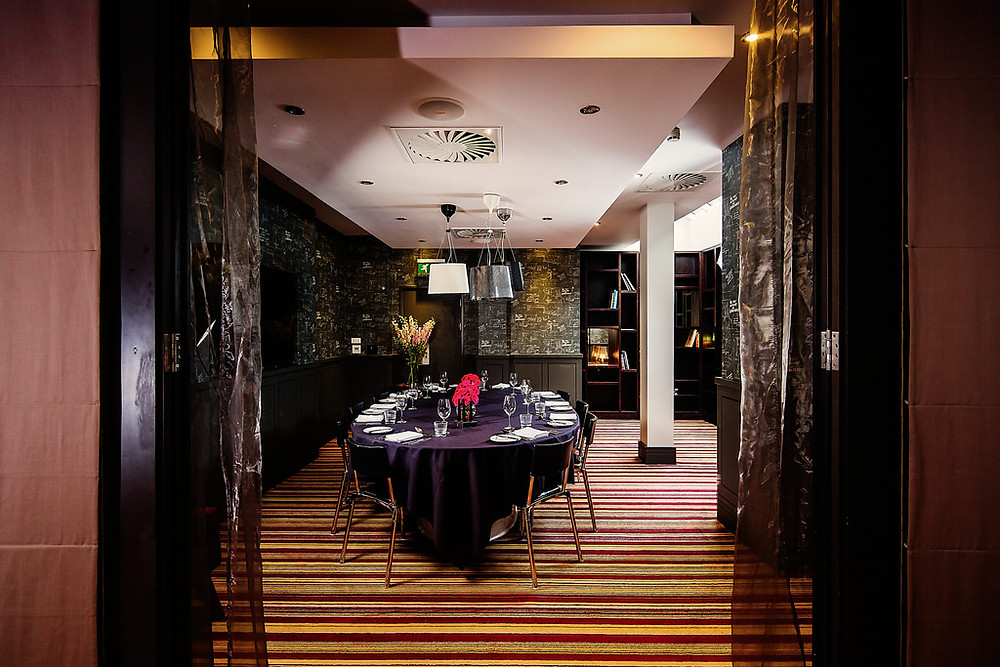 Malmaison Private Dining Room