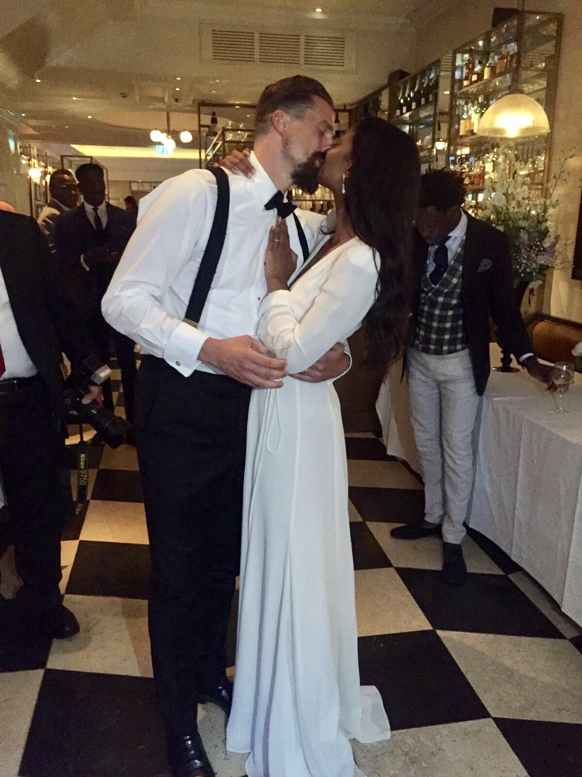 Mayfair Wedding