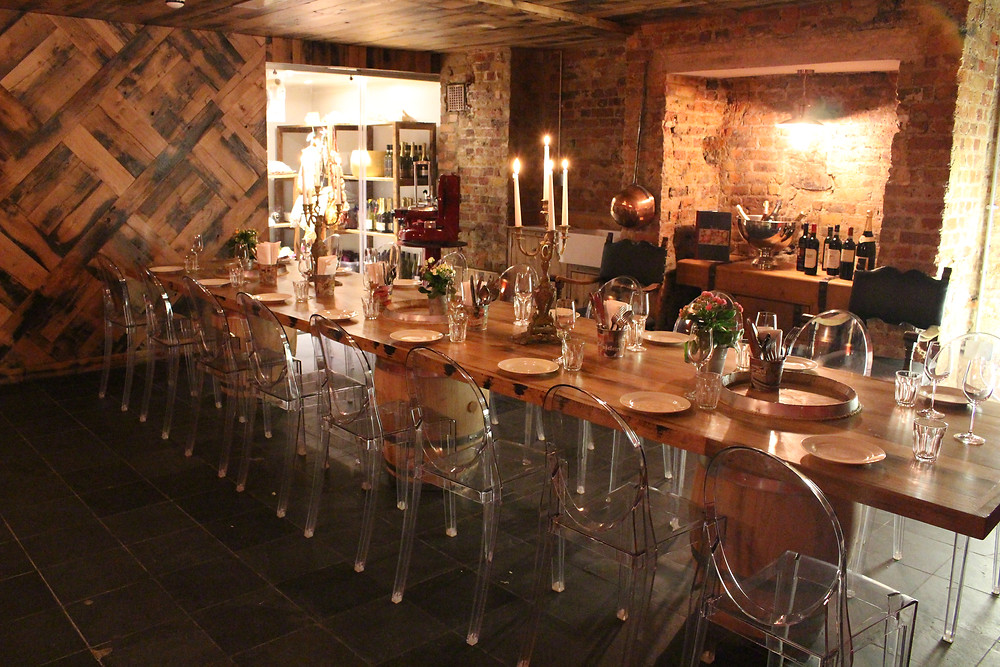 Private Dining room in Marylebone
