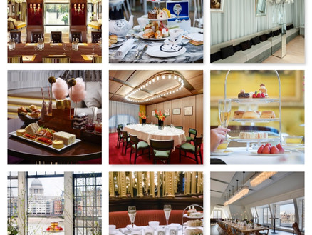 Our Top 5 Afternoon Tea Private Dining Room Experiences in London
