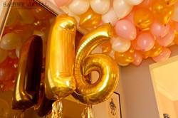 16th Birthday Party