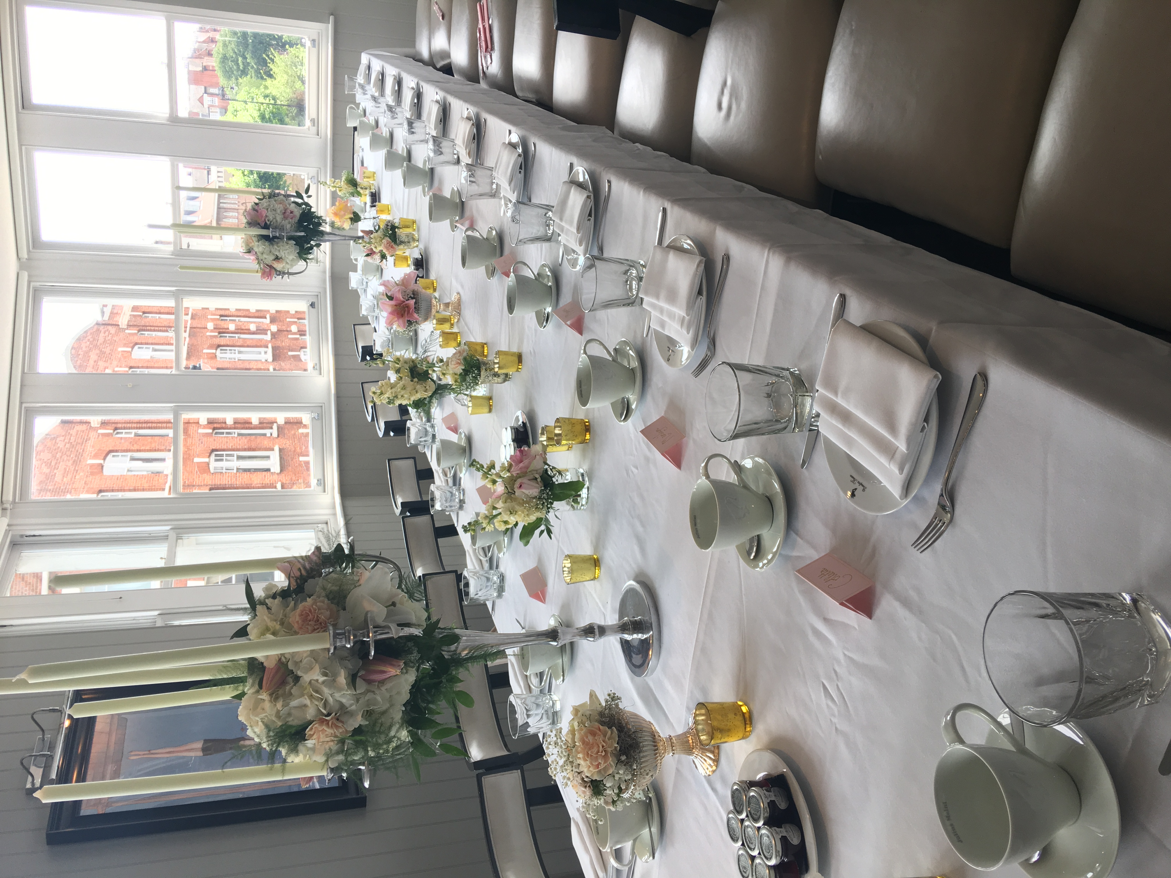 Private Dining Room Hire London