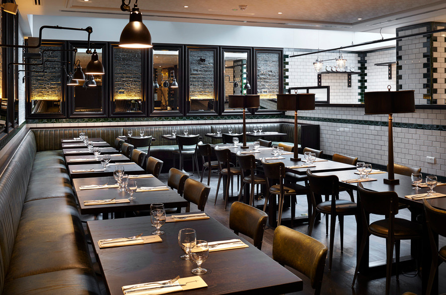 private dining room in covent garden