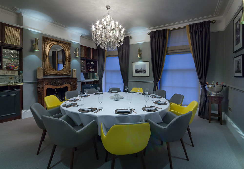 Private Dining Room - The Lutyens Room at Vineet Bathia
