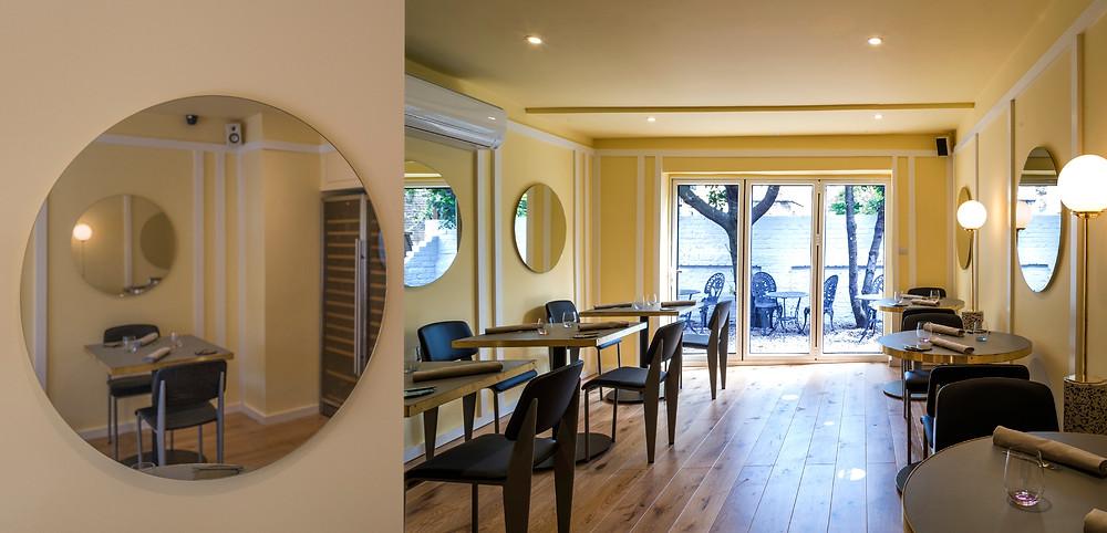RIGO' Private Dining Room Parsons Green