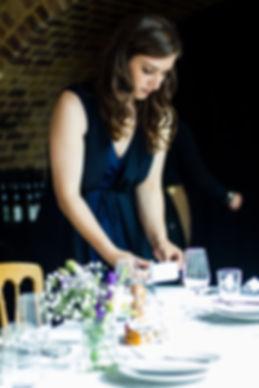 Private Dining London, Founder Natalie Ellen Cobb