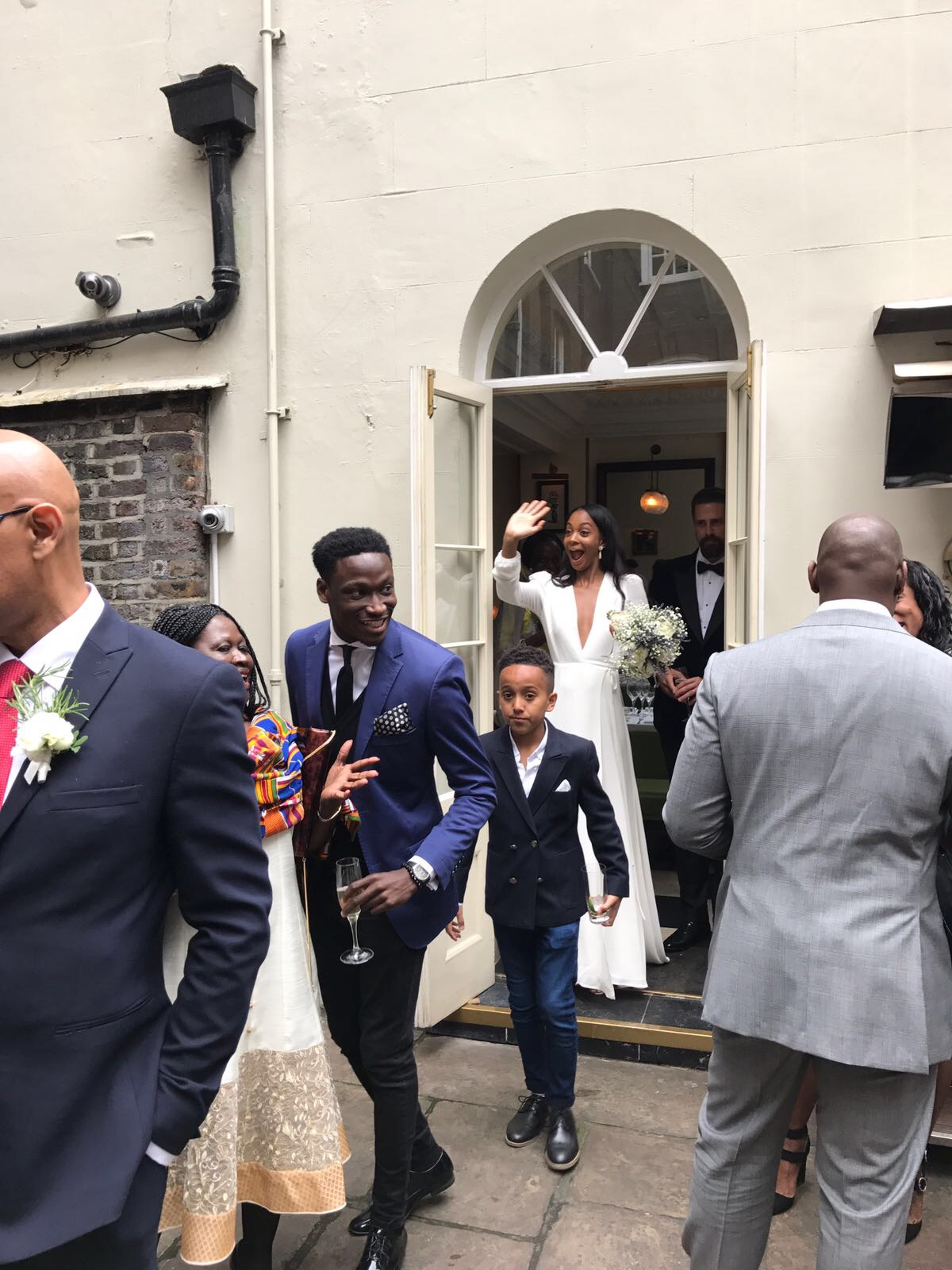 Akos & Terry Wedding Mayfair