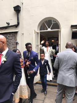 Akos & Terry Wedding Mayfair