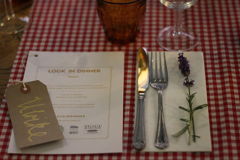 London Food Month Dinner with Comptoir Gourmand