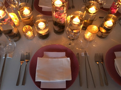 Private Dinner in London