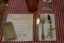 Private Dining London Dinner Event