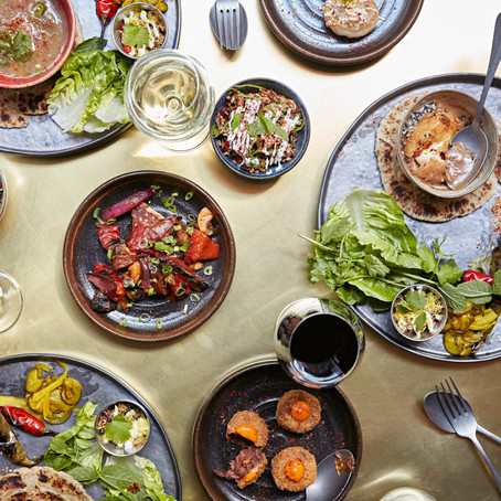 Top 5 Festive Feasting Menus in London's Private Dining Rooms