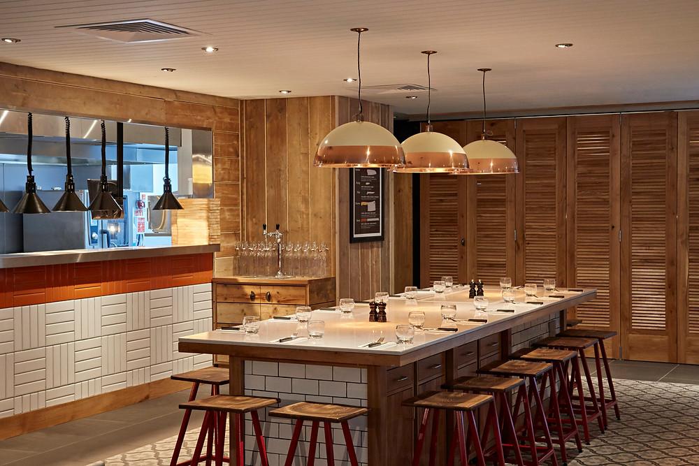Chef's Table Semi-Private Bar & Block