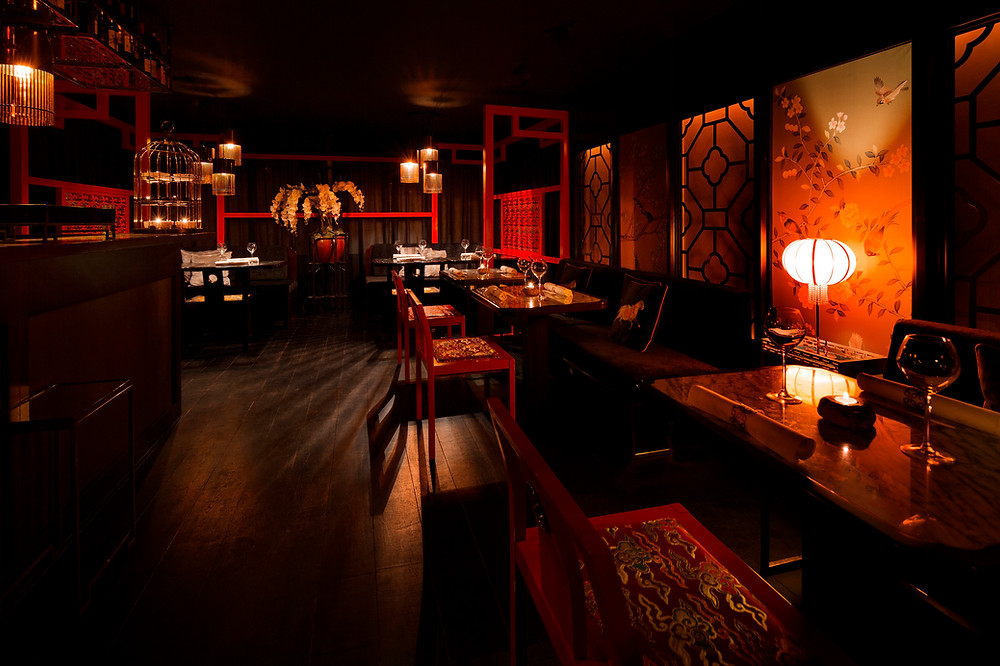 Private Dining Room A Wong Victoria The Forbidden City Bar