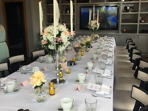 Bridal Shower Planner, venue hire london
