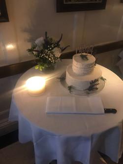 Boulestin Wedding, Cake Akos & Terry