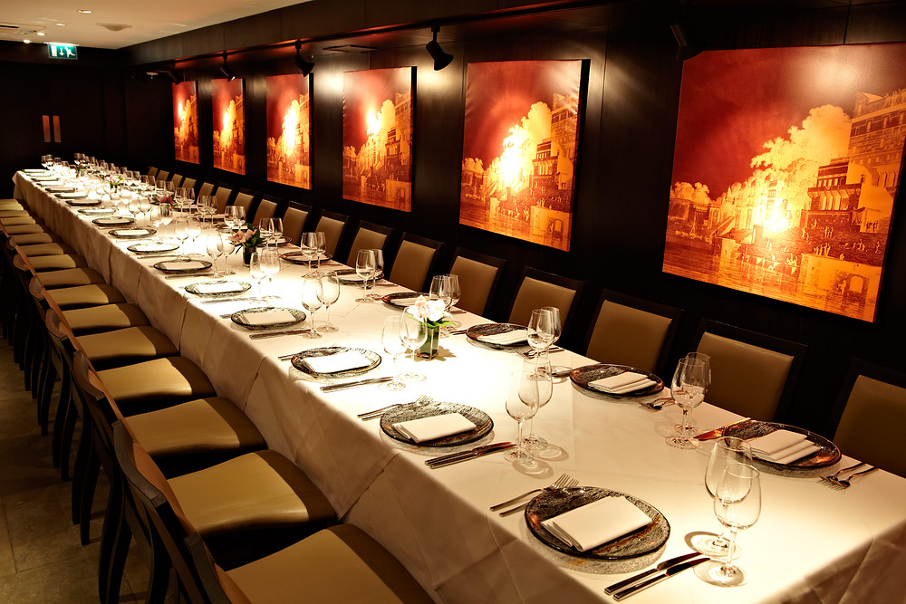 Benares Private Dining Room