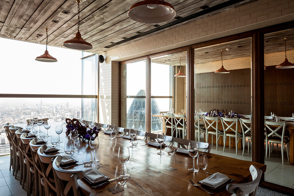 Duck & Waffle Private Dining Room