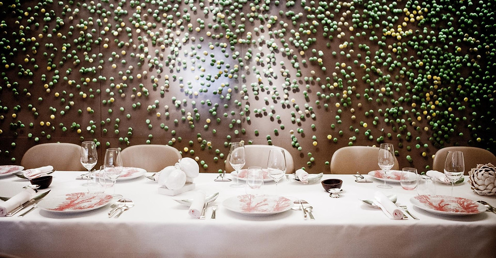 Alain Ducasse Private Dining Room in London