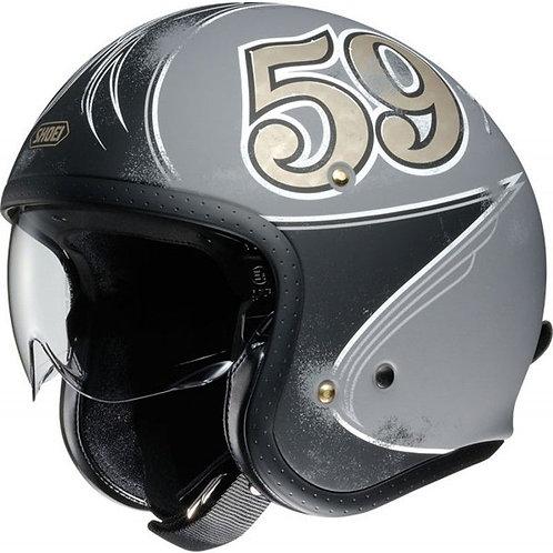 Shoei J.O. Openface Helmets Gratte-Ciel TC10