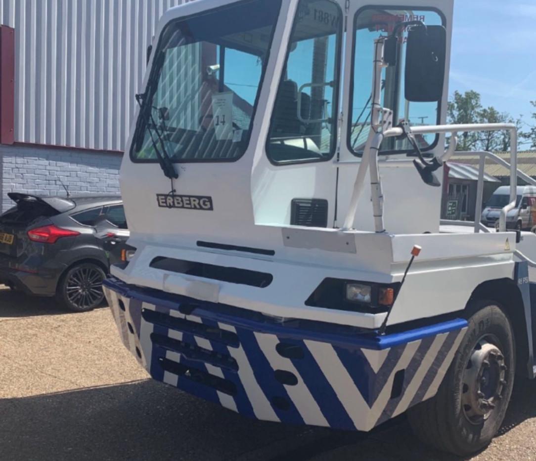 Crash Repair - Front Bumper
