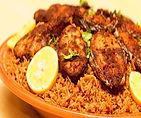 Fish with Kabsa rice.jpg
