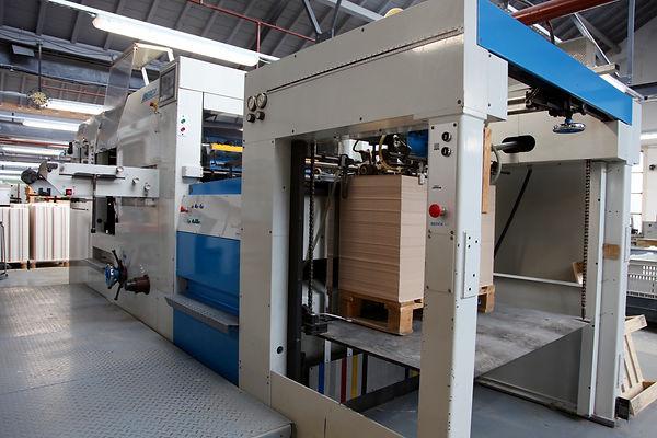 Iberica cutting machine